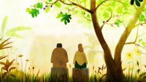 Pieds verts - animation / documentaire Réalisateur(s) : Elsa Duhamel 2012 /04mn / France