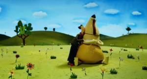 Le Génie de la boite de raviolis - animation Réalisateur(s) : Claude Barras 2006 /07mn / France
