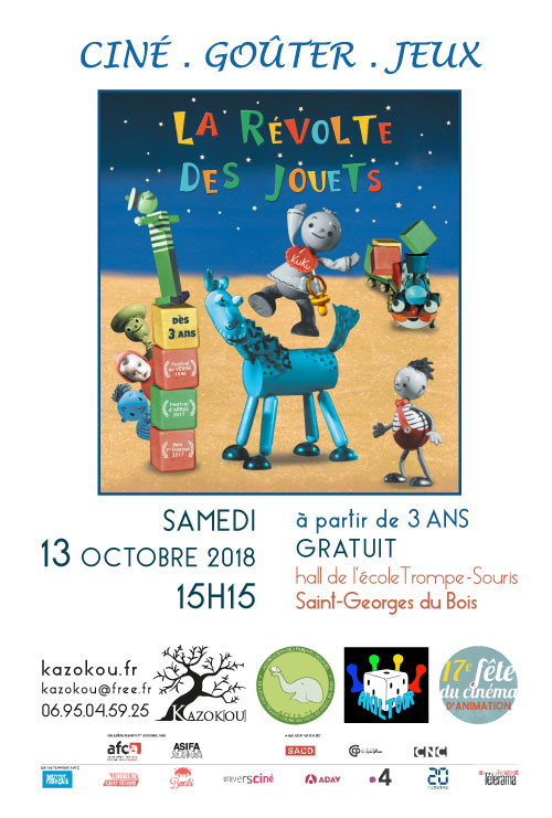 Kazokou_projection_13oct18_affiche