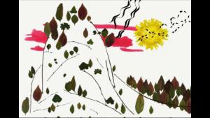 Eter  De Jorge Garcia Velayos 2006 - Animation /  Une invitation au voyage l'eau, l'air, la nature.